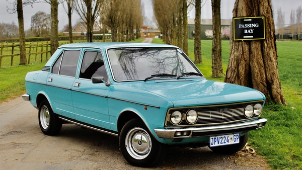 1975 Fiat 132 1800 GLS For Sale (picture 16 of 95)