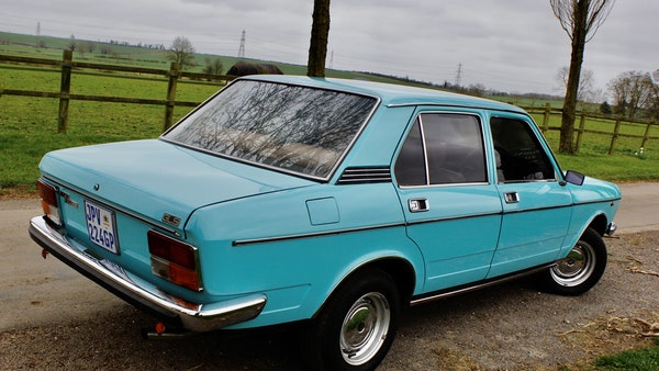 1975 Fiat 132 1800 GLS For Sale (picture 13 of 95)