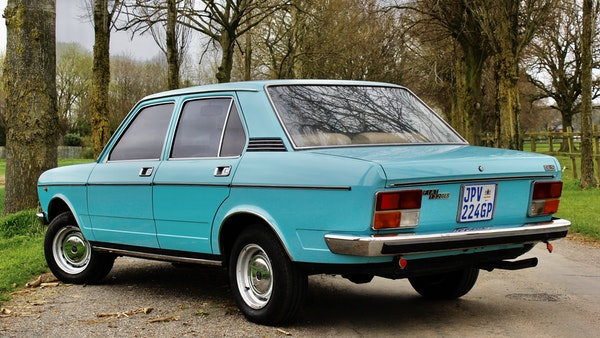 1975 Fiat 132 1800 GLS For Sale (picture 14 of 95)