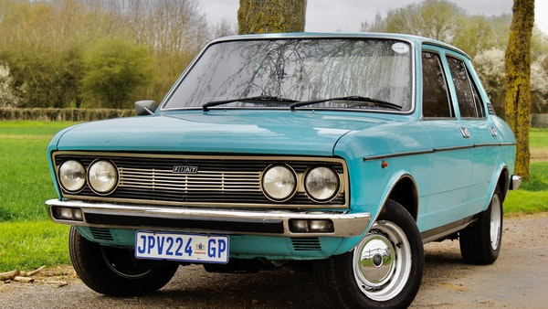 1975 Fiat 132 1800 GLS For Sale (picture 11 of 95)