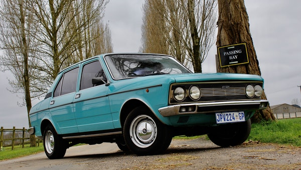 1975 Fiat 132 1800 GLS For Sale (picture 20 of 95)