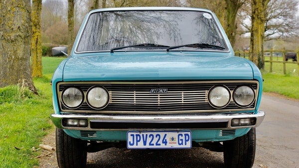 1975 Fiat 132 1800 GLS For Sale (picture 3 of 95)