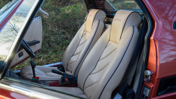 1980 Fiat X1/9 1.5 Five Speed For Sale (picture 54 of 92)