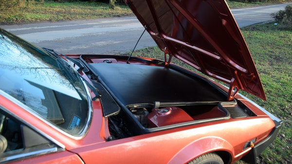 1980 Fiat X1/9 1.5 Five Speed For Sale (picture 77 of 92)