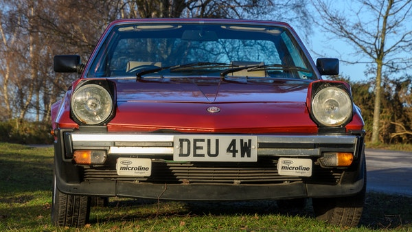 1980 Fiat X1/9 1.5 Five Speed For Sale (picture 7 of 92)