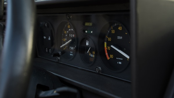 1980 Fiat X1/9 1.5 Five Speed For Sale (picture 44 of 92)