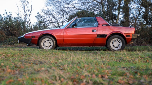 1980 Fiat X1/9 1.5 Five Speed For Sale (picture 10 of 92)