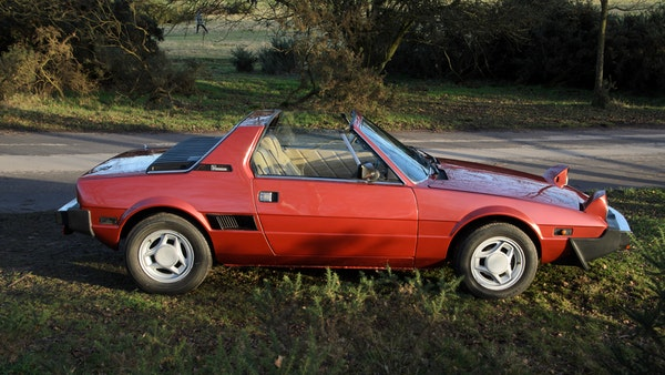 1980 Fiat X1/9 1.5 Five Speed For Sale (picture 14 of 92)