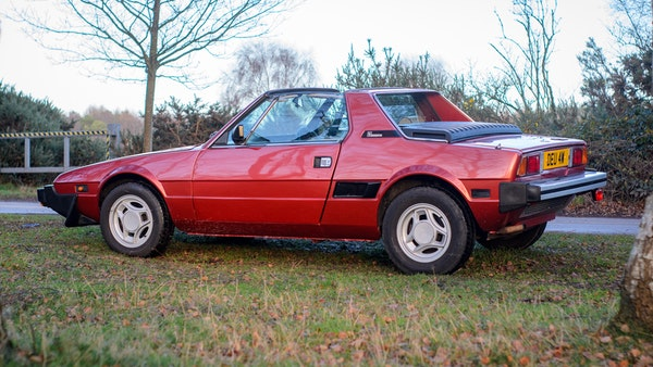 1980 Fiat X1/9 1.5 Five Speed For Sale (picture 29 of 92)