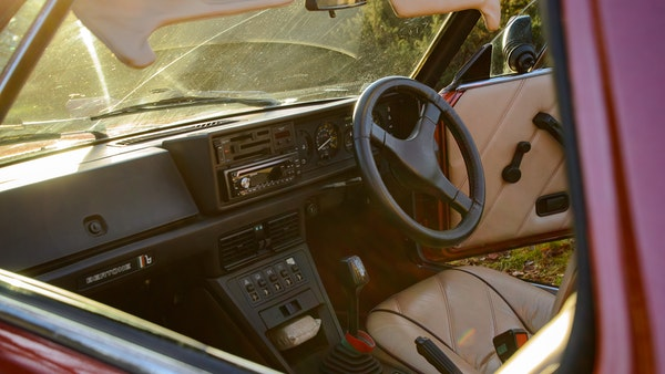 1980 Fiat X1/9 1.5 Five Speed For Sale (picture 35 of 92)