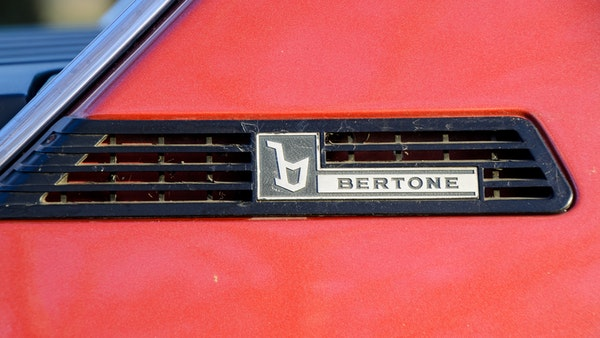 1980 Fiat X1/9 1.5 Five Speed For Sale (picture 69 of 92)