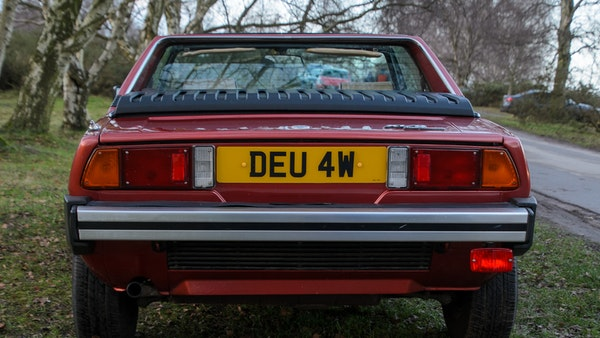 1980 Fiat X1/9 1.5 Five Speed For Sale (picture 28 of 92)