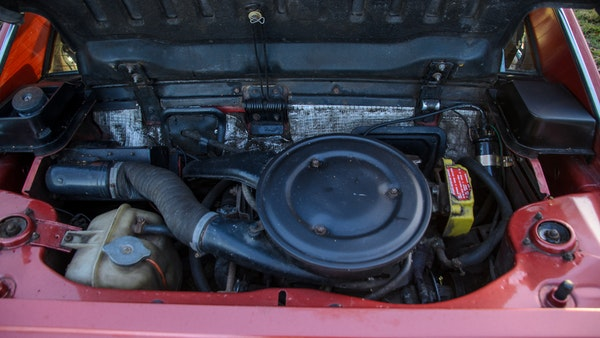 1980 Fiat X1/9 1.5 Five Speed For Sale (picture 84 of 92)