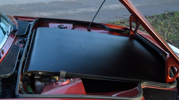 1980 Fiat X1/9 1.5 Five Speed For Sale (picture 78 of 92)