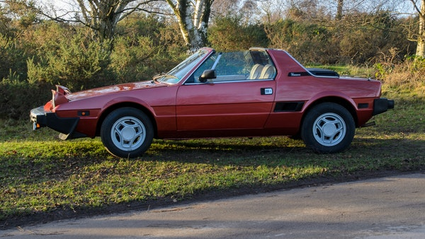 1980 Fiat X1/9 1.5 Five Speed For Sale (picture 5 of 92)