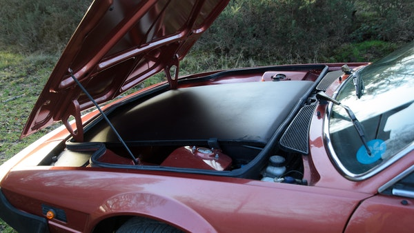 1980 Fiat X1/9 1.5 Five Speed For Sale (picture 79 of 92)