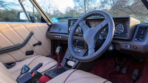 1980 Fiat X1/9 1.5 Five Speed For Sale (picture 39 of 92)
