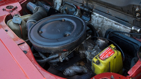 1980 Fiat X1/9 1.5 Five Speed For Sale (picture 83 of 92)