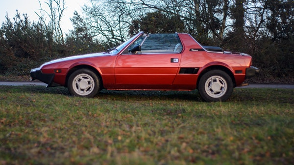1980 Fiat X1/9 1.5 Five Speed For Sale (picture 30 of 92)