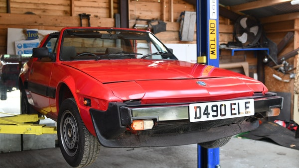 1987 Fiat X1/9 For Sale (picture 122 of 170)