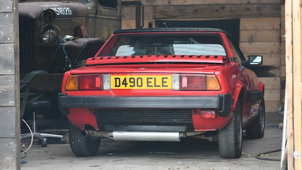 1987 Fiat X1/9 For Sale (picture 18 of 170)