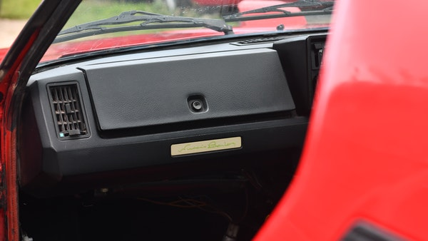 1987 Fiat X1/9 For Sale (picture 53 of 170)