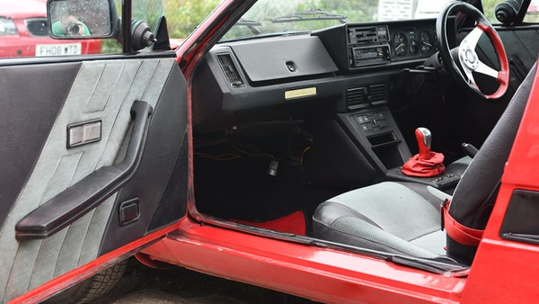 1987 Fiat X1/9 For Sale (picture 32 of 170)