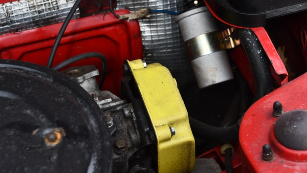 1987 Fiat X1/9 For Sale (picture 117 of 170)