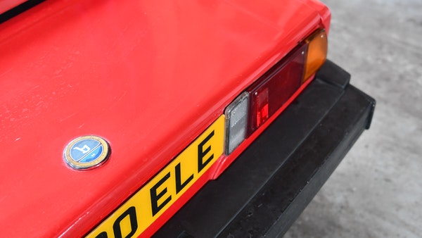 1987 Fiat X1/9 For Sale (picture 65 of 170)