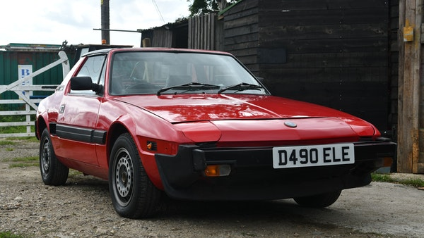 1987 Fiat X1/9 For Sale (picture 7 of 170)