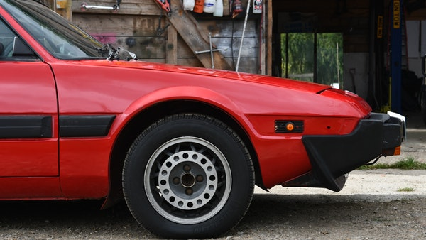 1987 Fiat X1/9 For Sale (picture 78 of 170)