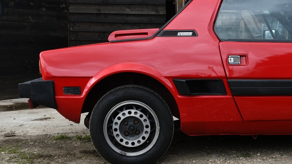 1987 Fiat X1/9 For Sale (picture 89 of 170)