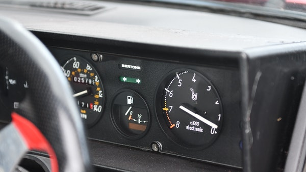 1987 Fiat X1/9 For Sale (picture 46 of 170)