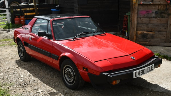 1987 Fiat X1/9 For Sale (picture 15 of 170)