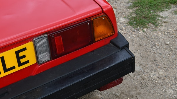 1987 Fiat X1/9 For Sale (picture 84 of 170)