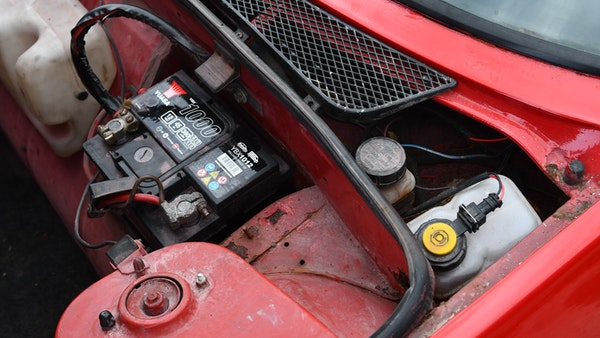 1987 Fiat X1/9 For Sale (picture 121 of 170)