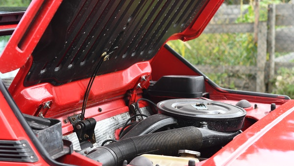 1987 Fiat X1/9 For Sale (picture 110 of 170)