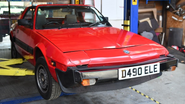 1987 Fiat X1/9 For Sale (picture 123 of 170)