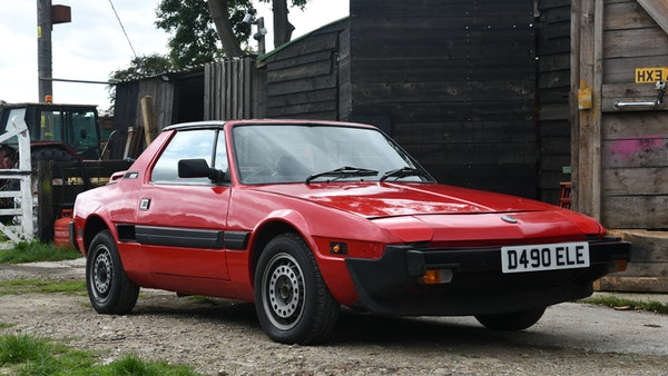 1987 Fiat X1/9 For Sale (picture 6 of 170)