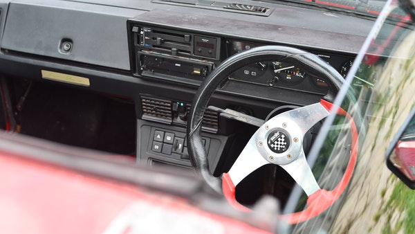 1987 Fiat X1/9 For Sale (picture 42 of 170)