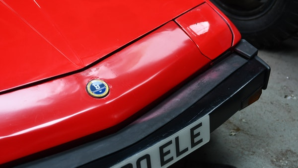 1987 Fiat X1/9 For Sale (picture 63 of 170)