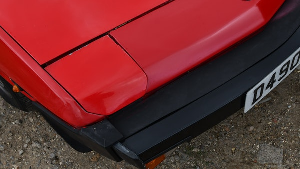 1987 Fiat X1/9 For Sale (picture 79 of 170)