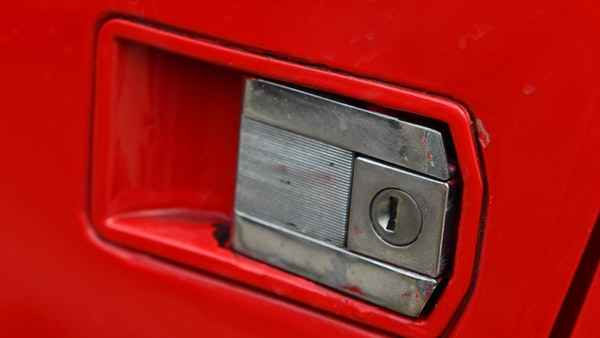1987 Fiat X1/9 For Sale (picture 91 of 170)