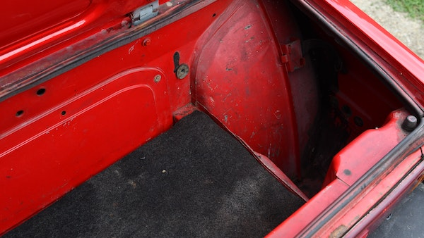 1987 Fiat X1/9 For Sale (picture 93 of 170)