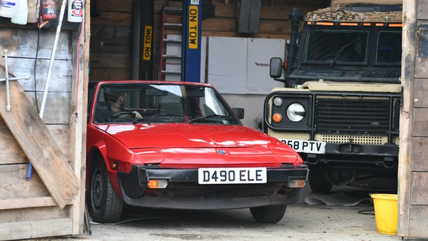 1987 Fiat X1/9 For Sale (picture 8 of 170)