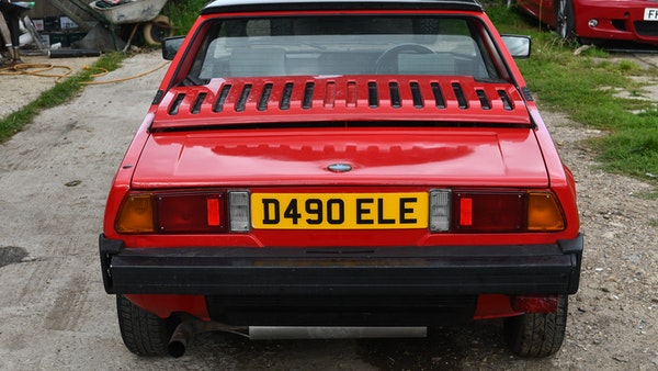 1987 Fiat X1/9 For Sale (picture 21 of 170)