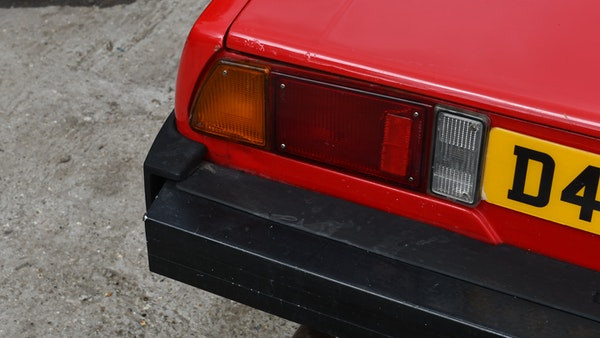 1987 Fiat X1/9 For Sale (picture 83 of 170)