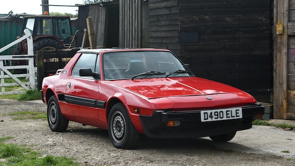 1987 Fiat X1/9 For Sale (picture 13 of 170)