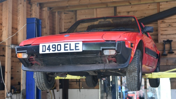 1987 Fiat X1/9 For Sale (picture 126 of 170)