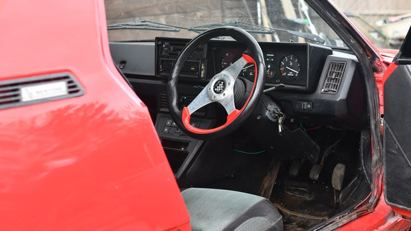 1987 Fiat X1/9 For Sale (picture 37 of 170)